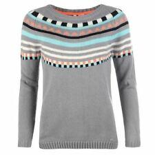 Crewneck Hand-wash Only Striped Jumpers & Cardigans for Women