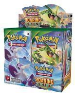 Pokemon TCG. XY Roaring Skies. 1/4 Booster Box. Low Shipping $
