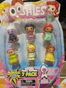 Disney Ooshies Princess Series 1 7-pack Ariel belle