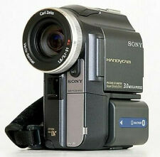 SONY DCR-PC330 VIDEO CAMCORDER CAMERA (LIKE NEW) CARL ZEISS LENS
