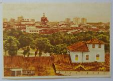 Belém Pará Brazil City View Vintage Postcard