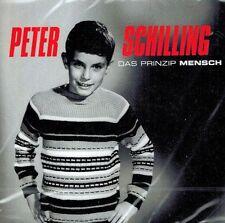 CD Nouveau/OVP-peter schilling-le principe homme