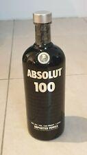 Absolut Vodka 100 1000ml sealed