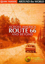 Globe Trekker - Around The World: Across America - Route 66 and Beyond,New DVD,