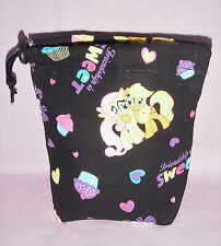 My Little Pony Cupcake Cloth Drawstring Dice Bag for Dice Masters/D&D/X-Wing