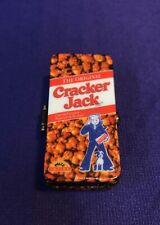 Vintage 1997 Cracker Jack Trinket Box w/ Original Blue Whistle Porcelain