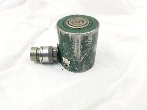 """RLS 101 Simplex Hydraulic Cylinder 10 tons, 1.5"""" Stroke"""