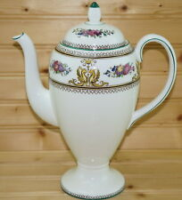 """Wedgwood W595 Columbia Coffee Pot, 8 3/8"""" with Lid, 10¼""""-5 Cups"""