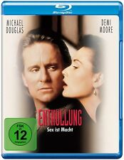 Blu-ray * Enthüllung * NEU OVP * Michael Douglas, Demi Moore
