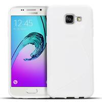 Handy Hülle Samsung Galaxy A5 2016 A510 Silikon Case Cover Schutz Hülle Tasche