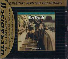 Byrds, The Untitled MFSL Gold CD Neu OVP Sealed UD 722