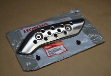 HONDA 400 EX STOCK HEAT SHIELD & BOLTS EXHAUST HEADER HEAD PIPE HEAT GUARD 99-04
