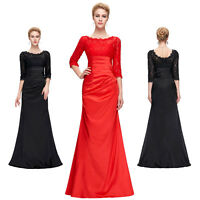 Grace Karin Long Bridesmaid Dresses Formal Evening Party Masquerade Ball Gowns