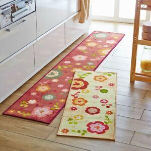 DISNEY Mickey Kitchen Room Mat Rug Small Carpet Indoor Door Japan Gift E7168