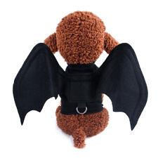 Animali Halloween Costume Pipistrello Ali per Gatto Cane Cucciolo Festa Apparel