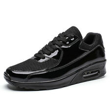 Fashion Men's Air Cushion Sneakers Breathable Casual Walking Sport Running Shoes
