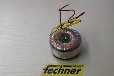 Polytronik Ringkerntrafo 816120 50VA 230V 11,5V Trafo Ringkerntransformator NEU