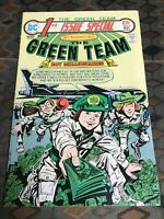 1st Issue Special #2 (Apr 1975, DC) Jack Kirby-The Green Team- Boy Millionaires