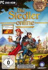 Die Siedler Online - Premium Edition (PC, 2012, DVD-Box)