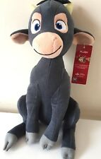 "9"" BABY FERDINAND THE BULL PLUSH NWT. LICENSED STUFFED ANIMAL TOY"