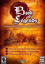 Book of Legends - PC/Mac, Good Mac OS X, Windows XP, Windows Vi Video Games