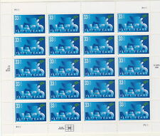 Sc# 3354 NATO 50 Years MNH Sheet of 20 33 cents issued 1999 P1111