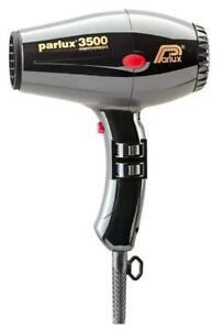 Parlux 3500 Professional Super Compact  Hairdryer Black