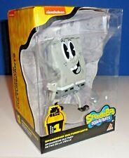 Old-Timey Spongebob Squarepants Black and White Vinyl Figure Culturepants New!