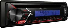 Pionero deh-s100ubb USB AUX CD FLAC rds MP3 Control remoto APP LCD azul y negro