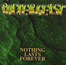Poltergeist - Nothing Lasts Forever [New CD] Deluxe Edition