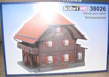 HS Kibri 38026  Haus im Schwarzwald ungebaut Fabrikneu