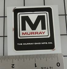 Murray bicycle headbadge decal