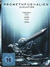 Prometheus to Alien - Evolution - 5 DVD
