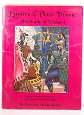 Empire of the Petal Throne: The World of Tekumel M.A.R. Barker EPT Different Wor