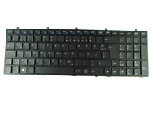 Clevo W370ST W370SS W350ST W355SS W355SSQ W355STQ DE Backlit Tastatur Deutsch