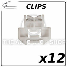 Clips Bodyside Trim Clips Bodyside Moulding Renault Clio I Part 1250 Pack of 12