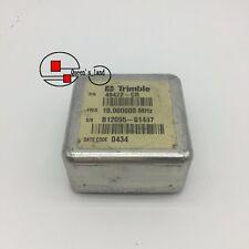 1used Trimble 49422 10mhz 12v Sine Wave Ocxo Crystal Oscillator