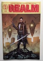 The Realm #1 Cover A - First Printing - Image Comics - NM - Bagged/Boarded - New