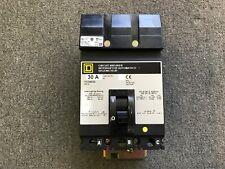 SQUARE D I-LINE CIRCUIT BREAKER 30 AMP 480V 3 POLE FC34030