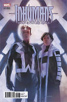 INHUMANS ONCE FUTURE KINGS #1 (OF 5) PHIL NOTO CHARACTER VARIANT MARVEL COMICS