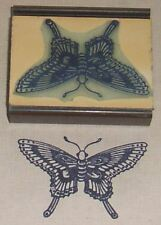 Amazing Butterfly rubber stamp by Amazing Arts- detail!