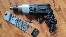 Black & Decker Bohrmaschine BD 308 RE 800W, Power wie Sau, technisch einwandfrei