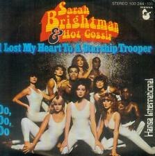 "7"" Sarah Brightman & Hot Gossip/I Lost My Heart to a Starship Trooper (D)"
