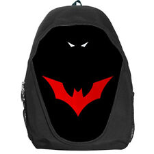 Batman Beyond of the Future Justice League Teen Kids Canvas School Backpack Bag