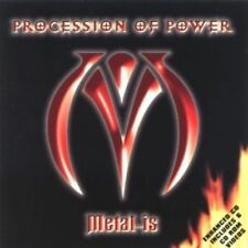 Various Artists Procession Of Power - Metal Is Compilation