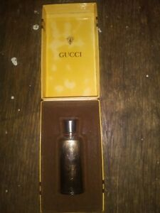 Vintage Gucci Parfum 1 Perfume In Box