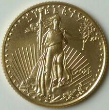 2021 $5 1/10oz Gold American Eagle