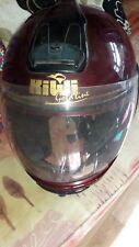 motorbike helmets Kiwi goldline