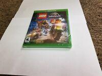 LEGO Jurassic World (Microsoft Xbox One, 2015) new