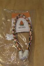 Ming Bird Perch - Multi-Color Rope
